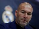 Sốc khi Zidane từ chức 5 ngày sau chức vô địch Champions League