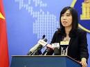 Phản ứng của Việt Nam trước việc Trung Quốc diễn tập bắn đạn thật ở Hoàng Sa