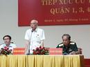 Chủ tịch nước không tiếp xúc cử tri TP HCM do bận công tác