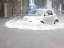 TP Vũng Tàu thành biển nước sau cơn mưa sáng