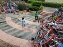 Trung Quốc: Lãng phí xe đạp chia sẻ