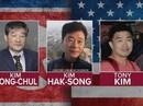 Ngoại trưởng Pompeo mang 3 công dân Mỹ trở về từ Triều Tiên