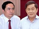 Chân dung 2 tân ủy viên Ban Bí thư Trần Cẩm Tú, Trần Thanh Mẫn