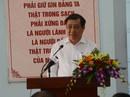 Chủ tịch Đà Nẵng: Bản thân tôi còn bị đe dọa huống chi bà con
