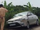 Đã bắt nghi phạm cứa cổ sát hại tài xế, cướp xe Toyota