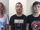 Bắt 3 đối tượng bị truy nã và giải cứu 1 nạn nhân trong khách sạn