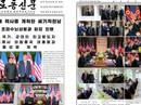 Truyền thông Triều Tiên tung hô Thượng đỉnh Mỹ - Triều