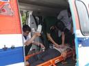 Điều trực thăng cứu ngư dân gặp nạn ở Trường Sa