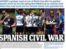 Cả châu Âu sốc nặng khi HLV tuyển Tây Ban Nha bị sa thải