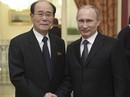 Ông Kim Jong-un bất ngờ gửi thư tay cho Tổng thống Putin
