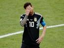 Messi tịt ngòi, Argentina chia điểm Iceland