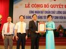 Trường ĐH Kinh tế Huế đạt chuẩn chất lượng giáo dục