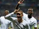 Thắng Ý, tuyển Pháp chạy đà hoàn hảo trước World Cup