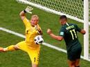 Đan Mạch - Úc 1-1: Cả hai đều tiếc