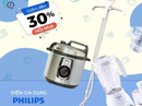 Điện gia dụng Philips giảm đến 30% trên Hago.me