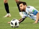 Không ai kết bạn với Messi