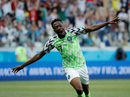 """Tan tác Iceland, """"đại bàng xanh"""" Nigeria tung cánh"""
