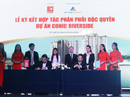 Đất Xanh Miền Nam phân phối độc quyền dự án Conic Riverside