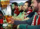 Moscow không hết bia