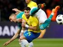 Mong Brazil tránh Đức