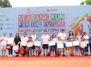 Chạy vì tương lai, SeABank quyên gần 1 tỉ đồng giúp học sinh nghèo