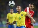 Không cho Serbia tạo sốc, Brazil cùng Thụy Sĩ vào vòng 1/8