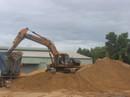 Bình Định cấm lấy cát xây dựng san lấp công trình
