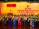 Bế mạc Đại hội XI Công đoàn TP HCM: Xây dựng giai cấp công nhân, tổ chức Công đoàn vững mạnh