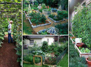 Sáng tạo này sẽ biến đất trống thành vườn rau đẹp