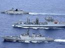 """Rời biển Đông, tàu chiến Ấn Độ bị tàu Trung Quốc """"bám đuôi"""""""