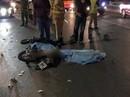 Thanh niên nằm rạp trên xe máy phóng như bay, tông đuôi xe tải tử vong