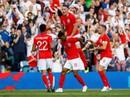 """Anh - Costa Rica 2-0: Rashford nã đại bác, Southgate """"đau đầu"""""""