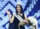 Nhan sắc Tân Hoa hậu Hoàn vũ Thái Lan gây tranh cãi