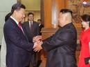 """Ông Kim Jong-un """"lật bài ngửa"""" với ông Tập"""