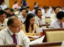 Kỳ họp HĐND TP HCM cuối năm: Làm công tác nhân sự và lấy phiếu tín nhiệm