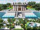 Đền thờ các vua Hùng 100 tỉ tại Cần Thơ: Tìm được nguồn tài trợ mới thi công