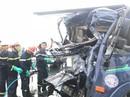 3 ô tô nát bét khi tông nhau trên QL1A, 3 người thương vong