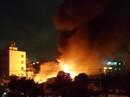 Mới xem xong World Cup, khu dân cư gần chợ Tân Bình náo loạn vì cháy lớn
