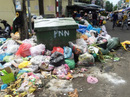 Quảng Ngãi sẽ thu gom rác khẩn cấp trong ngày 12-7