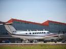 """""""Soi"""" trang thiết bị sân bay tư nhân đầu tiên trên cả nước"""