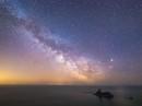 """""""Mỡ không gian"""" đe dọa du hành giữa các vì sao"""