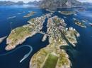 10 sân bóng lạ lùng nhất hành tinh