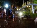 Xe con lao vào quán cà phê, 2 nữ sinh vừa tốt nghiệp chết thảm