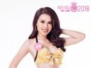 Hoa hậu Việt Nam 2018: Thí sinh chung khảo phía Bắc nóng bỏng với bikini
