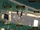 Triều Tiên có động thái lạ tại bãi thử tên lửa
