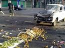 IS đánh bom tự sát hàng loạt ở Syria