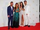 """Messi, Henry và Terry dự lễ """"hấp hôn"""" của Fabregas trên đảo xinh đẹp"""
