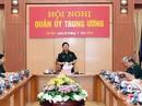 Họp Quân ủy Trung ương: Đề xuất xây dựng hải đội dân quân biển