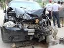 Ô tô và xe máy tông trực diện, 2 vợ chồng tử vong