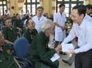 Khắc ghi công ơn các liệt sĩ, thương - bệnh binh
